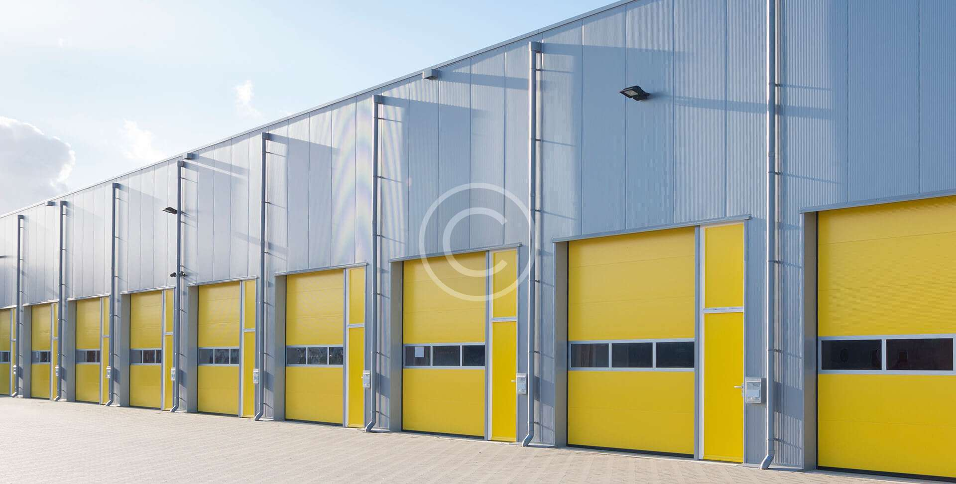 Enhanced Self Storage Security